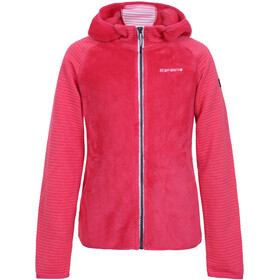 Icepeak Ruby Fleece Jas Meisjes, hot pink